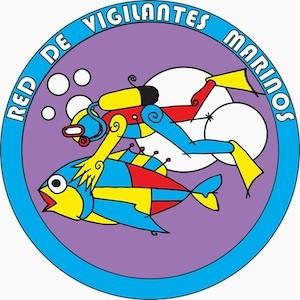 Red vigilantes marinos