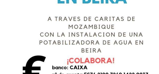 Ayuda a Mozambique