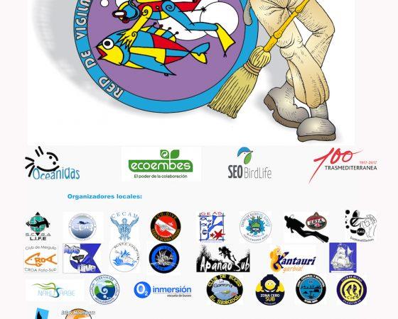 III Gran limpieza Nacional de Fondos Marinos 2017