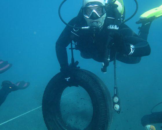 Más de 1.500 voluntarios limpiarán el fondo del mar por cuarto año consecutivo