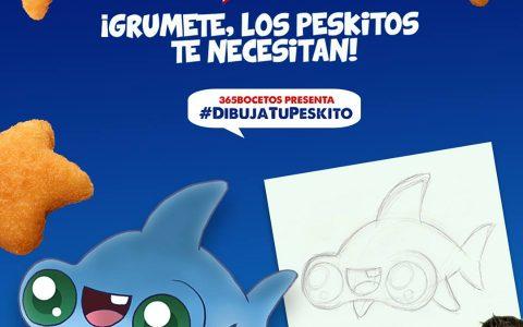 "Concurso ""Dibuja tu Peskito"""