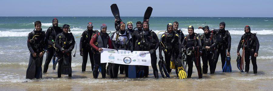 Los Vigilantes Marinos retiran más de 11 toneladas de basuras marinas