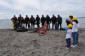 Vigilantes marinos limpieza1